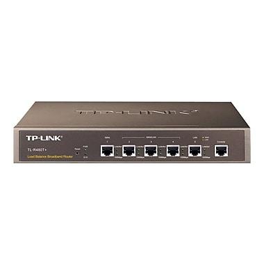 TP-LINK TL-R480T+ 5-port Load Balance Broadband Router, 3 Configurable WAN/LAN ports, 1 LAN, 1 WAN