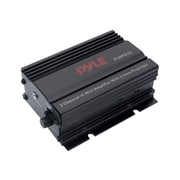 Pyle® PLMPA35 2 Channel 300 W Mini Amplifier With 3.5mm Input, Black