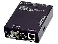 Transition Networks® E-TBT-FRL-05 Eth 10BT RJ-45 to 10BFL 850NM Media Converter