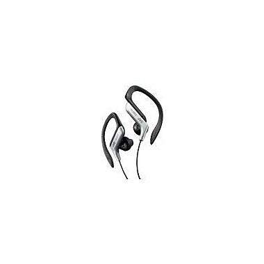 JVC HA-EB75 Over-Ear Stereo Earphone, Silver