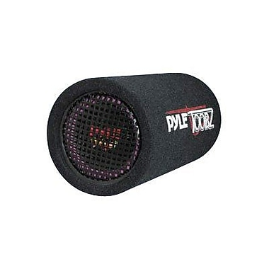 Pyle® PLTB8 400 W Carpeted Subwoofer Tube Enclosure System