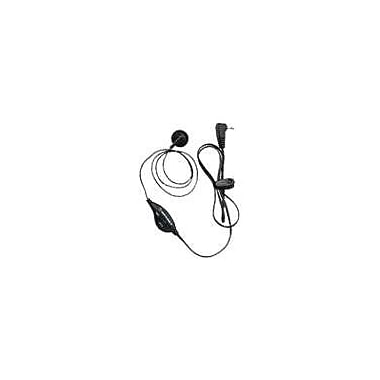 Giant 53727 Monaural Black Earset With Mic