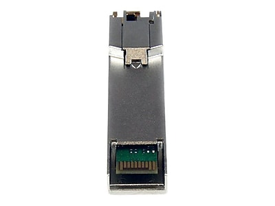 StarTech SFPC1110 Cisco Compatible Gigabit RJ45 Copper SFP Transceiver Module