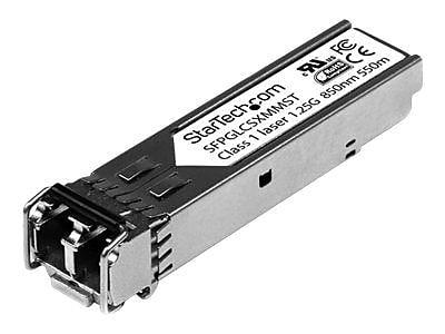 StarTech SFPGLCSXMMST Cisco Compatible Gigabit Fiber SFP Transceiver Module