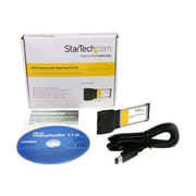 StarTech EC13942 2 Port ExpressCard Laptop 1394a Firewire Adapter Card