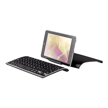 Zagg ZKUNIBLK Bluetooth Wireless Keyboard, Black