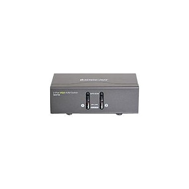 Iogear® Gcs1722 2-Port 2-User Ps2 And USB Vga Kvm Switch