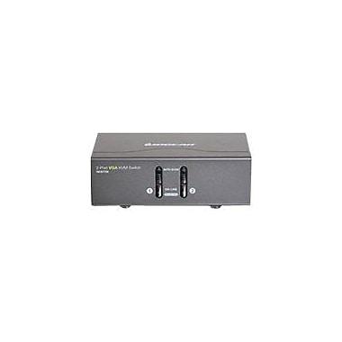 IogearMD – Commutateur Gcs1722, KVM, VGA, USB et PS/2, à 2 ports