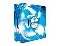 Antec® TriCool 80 mm Blue LED Case Fan, 2600 RPM