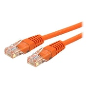 StarTech C6PATCH35OR 35' CAT-6 Patch Cable, Orange