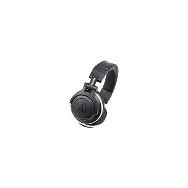Audio-Technica ATH-PRO700MK2 Professional DJ Monitor Headphone, Black