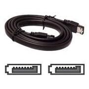 SIIG® CB-SA0111-S1 3.3' eSATA to eSATA Cable, Black (CB-SA0111-S1)