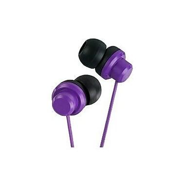 JVC Riptidz HAFX8V Stereo In-Ear Headphone, Violet