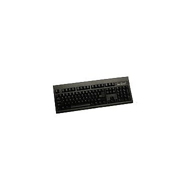 Keytronic® E06101 Series Black Keyboard