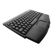 Adesso® ACK-540PB MiniTouch PS2 Keyboard