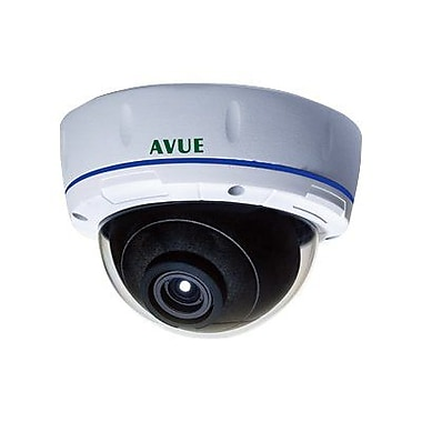 Avue AV830SD Wired Dome Camera with Day/Night, White