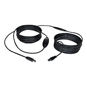 Tripp Lite USB 3.0 Superspeed Active Repeater Cable, 25ft, Each