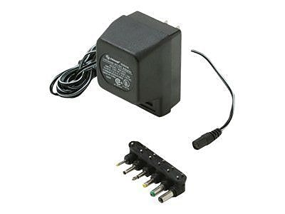 STEREN 500mA Universal AC UL Adapter IM1DQ3899