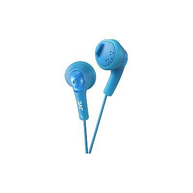 JVC Gumy HAF160B Earbud Headphone, Blue