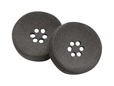 Plantronics® 61871-01 SuperSoft Foam Ear Cushion For H51, H51N, H61, H61N Headsets, Black