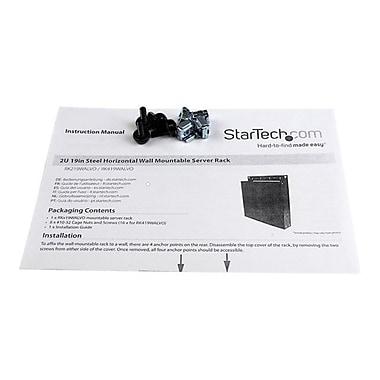 StarTech RK219WALVO Server Rack, 2U
