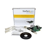 StarTech PEX2S553 2 Port Native PCI-Express RS232 Serial Adapter Card