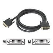 SIIG® CB-0000K1-S1 9.84' DVI-D Male/Male Video Cable, Black (CB-0000K1-S1)