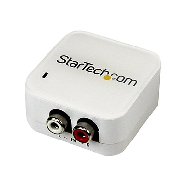 StarTech 16.4' Audio Converter, White