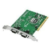 Siig® JJ-P20911-S7 2 Port PCI-X Serial Adapter Card