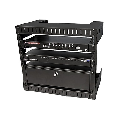 StarTech RK812WallO Open Frame Wall Mount Equipment Rack
