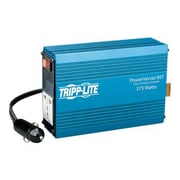 Tripp Lite PowerVerter® 375 W Ultra-Compact Inverter, 12 VDC Input, 230 VAC Output, 1 Outlet