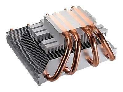 Cooler Master® Vortex Plus RR-VTPS-28PK-R1 Low Profile CPU Cooler