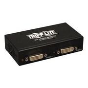 Tripp Lite B116-002A DVI + Audio Splitter, 2 Ports