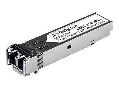 StarTech SFPGESST Cisco Compatible Gigabit Fiber SFP Transceiver Module With DDM