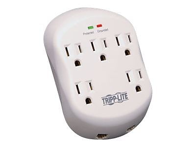 Tripp Lite Protect it!® 5-Outlet 1080 Joule Surge Suppressor