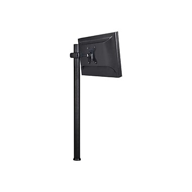 Atdec Spacedec SD-DP-750 Quick Shift Doughnut Pole Dual Mount For 2 LCDS Up to 26.5 lbs.
