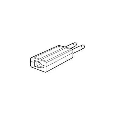 Plantronics 18709-01 Modular to Dual-Prong Adapter