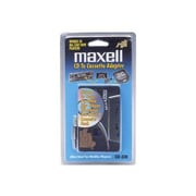 Maxell 190038 Cassette to CD/MP3/MD Adapter