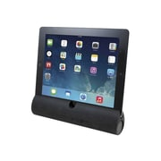 Adesso® Xtream S3 Bluetooth 3.0 Tablet Speaker/Stand For iPad, Black