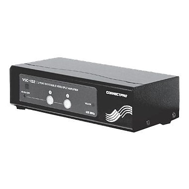 ConnectPro VSC-102 Video Split Amplifier, 2 Port