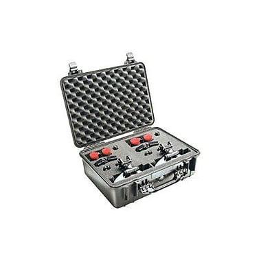Pelican™ 1520 Hard Case With Foam, Black