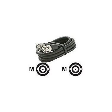 STEREN 205-521 3' BNC Coaxial Cable, Black