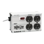 Tripp Lite Isobar® Series 4-Outlet 330 Joule Surge Suppressor With 6' Cord