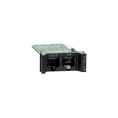 APC® ProtectNet PTEL2R 1-Outlet Surge Suppressor
