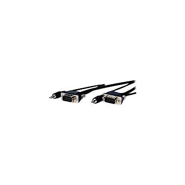 Comprehensive MVGA15P-P-25HR/A 25' VGA Video Cable, Black