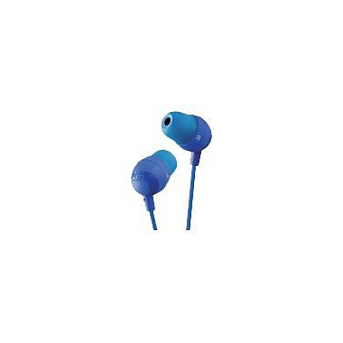 JVC Marshmallow HAFX32A In-Ear-canal Headphone, Blue