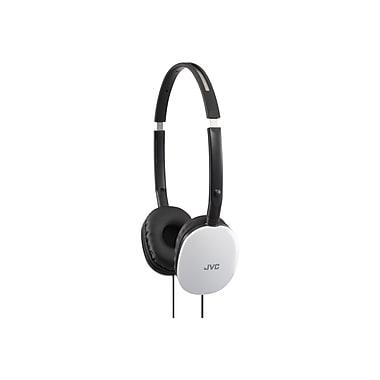JVC HA-S160W Over-Ear Headphone, White