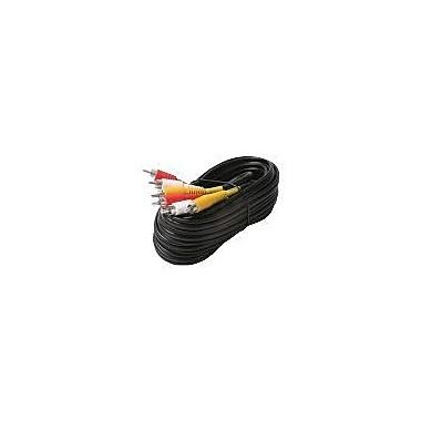 STEREN 206-276 6' RCA Cable, Black