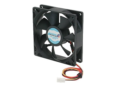 StarTech FAN9X25TX3H High Air Flow Dual Ball Bearing Computer Case Fan With TX3