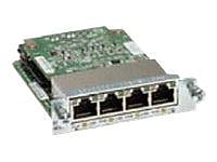 Cisco™ EHWIC-4ESG= 4 Port WAN Interface Gigabit Ethernet Switch